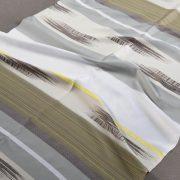 Tkanina zasłonowa 070472 /001 zielony z szarym
