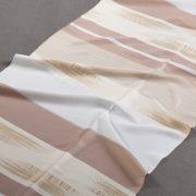 Tkanina zasłonowa 070472 /003 brązowy jasny