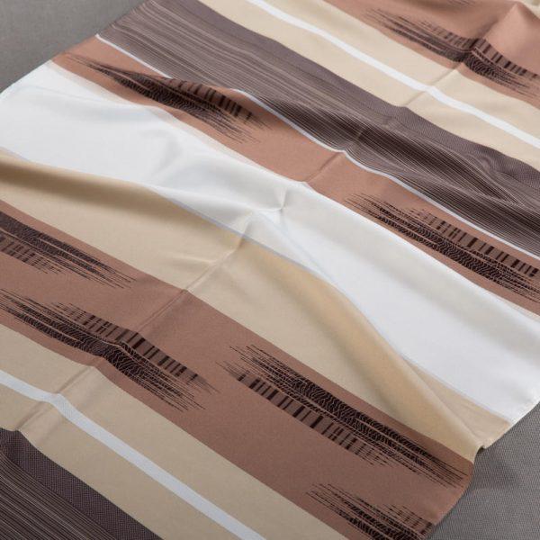 Tkanina zasłonowa 070472 /004 brązowy ciemny