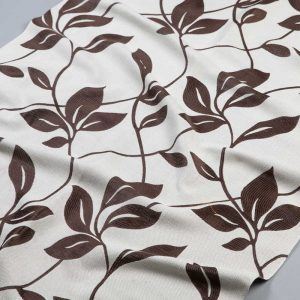 Tkanina zasłonowa 154-C /dk. brown (brązowy ciemny)