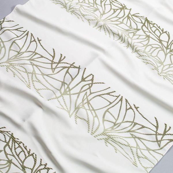 Tkanina zasłonowa 70110 /110 lt. green-zielony jasny