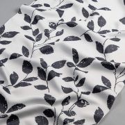 Tkanina zasłonowa ARI /black (czarny)