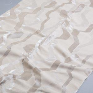 Tkanina zasłonowa DIMB /taupe (beżowy jasny)