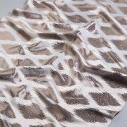 Tkanina zasłonowa HCHG2 /brown (brązowy)