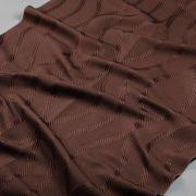 Tkanina zasłonowa N602 /brown (brązowy)