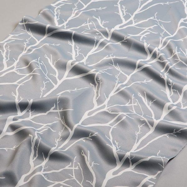 Tkanina zasłonowa WT 14040 /dark grey (szary ciemny)