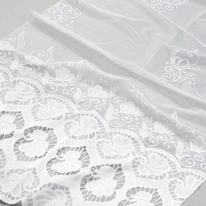Firana żakardowa 333590 140 /biały
