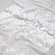 Firana żakardowa 333590 175 /biały