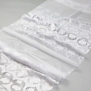 Firana żakardowa 333590 250 /biały