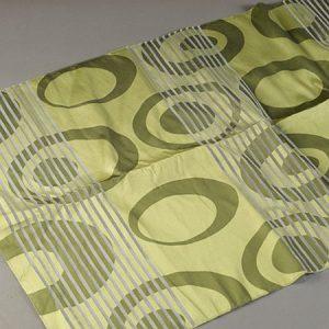 Tkanina zasłonowa FKJ 9789 /V013 zielony