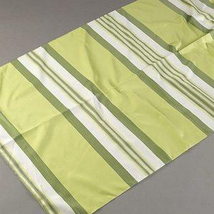 Tkanina zasłonowa DKM 1956 /4 zielony jasny i ciemny