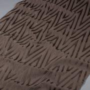 Tkanina zasłonowa SX 140623 /taupe (brązowy)