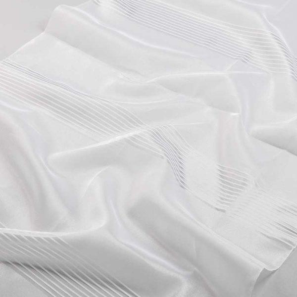 Firana MOON 002 /15 biały