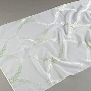 Firana WOAL 12317 /122 zielony
