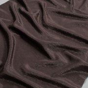 Tkanina zasłonowa MAXIMA /64 brązowy ciemny