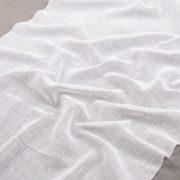 Tkanina zasłonowa 63054-LB /1 white-biały