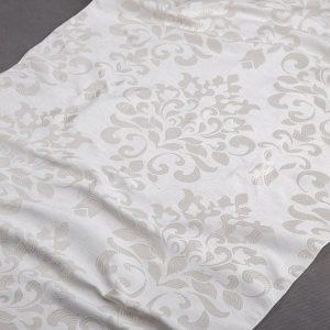 Tkanina zasłonowa 1510 /natural-kremowy