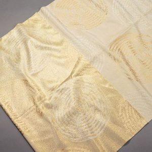 Tkanina zasłonowa AS 21000 /12 beżowy i kremowy