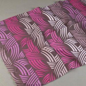 Tkanina zasłonowa AS 21938 /7 fioletowy jasny i ciemny z amarantowym
