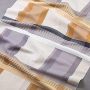 Tkanina zasłonowa AS 22377 /12 beżowy z brązowym, szarym i czarnym