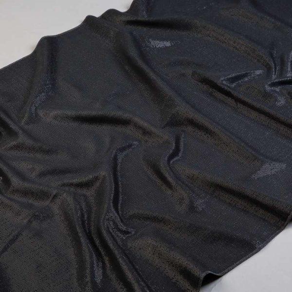 Tkanina zasłonowa ES 4033 /359 czarny