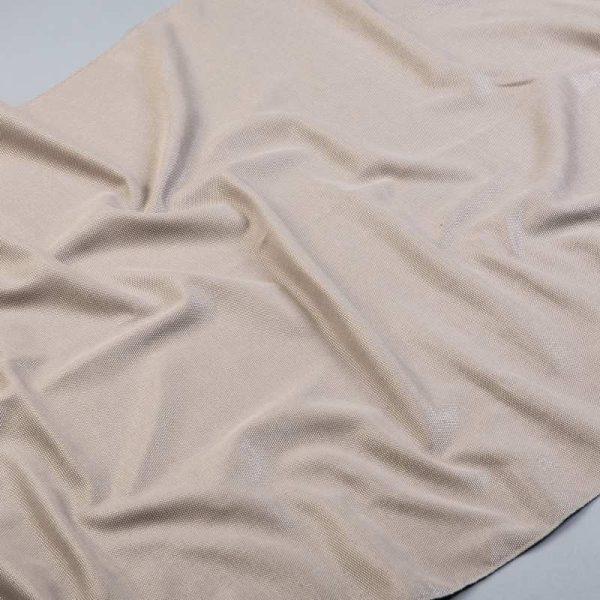 Tkanina zasłonowa ES 4033 /363 beżowo-szary