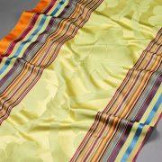 Tkanina zasłonowa FURIO 00724 /3 zielony