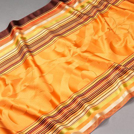 Tkanina zasłonowa FURIO 00724 /5 pomarańczowy
