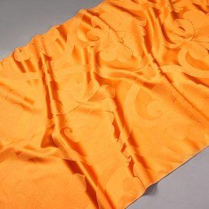 Tkanina zasłonowa FURIO 00733 /5 pomarańczowy