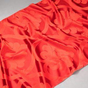 Tkanina zasłonowa FURIO 00733 /6 czerwony