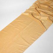Tkanina zasłonowa KANCHAN GŁADKI /mustard-beżowy