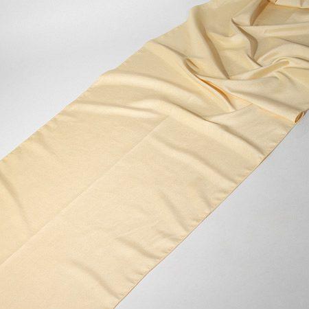 Tkanina zasłonowa KANCHAN GŁADKI /beige-beżowy