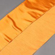 Tkanina zasłonowa KANCHAN GŁADKI /orange-pomarańczowy