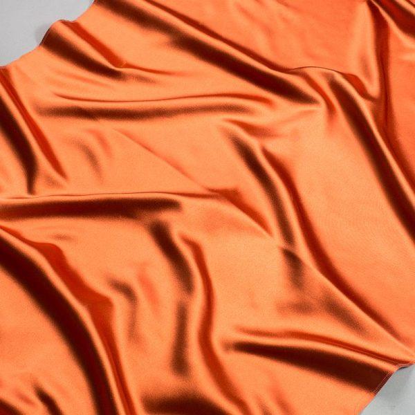 Tkanina zasłonowa KENSINGTON PLAIN /rust-rudy