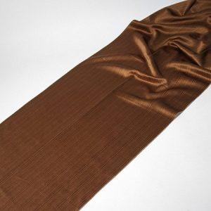 Tkanina zasłonowa NEW YORK PLAIN /16 brązowy