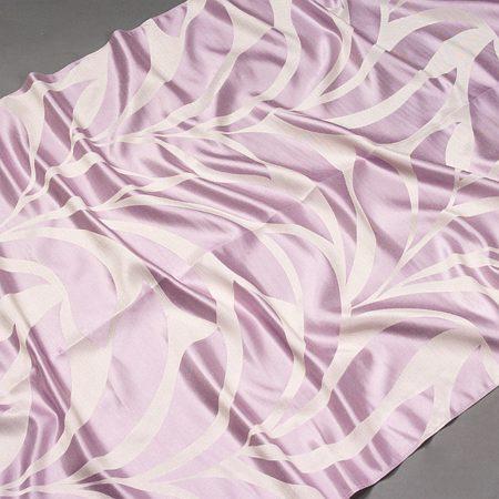 Tkanina zasłonowa ROYAL DAMASK 6374 /11 fioletowy