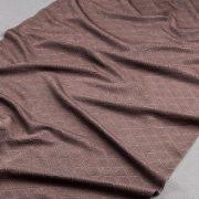 Tkanina zasłonowa SOFT 20004 /119 brązowy