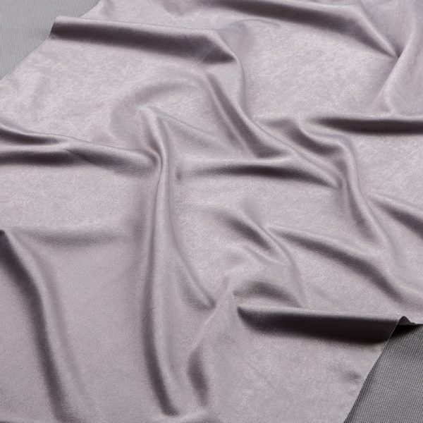 Tkanina zasłonowa SOFT PLAIN /1009 szary
