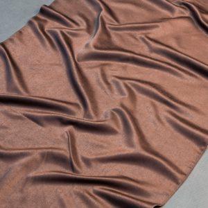 Tkanina zasłonowa SOFT PLAIN /119 brązowy