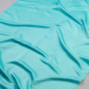 Tkanina zasłonowa SOFT PLAIN /121 niebieski