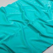 Tkanina zasłonowa SOFT PLAIN /445 turkusowy