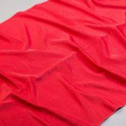 Tkanina zasłonowa SOFT PLAIN /446 czerwony