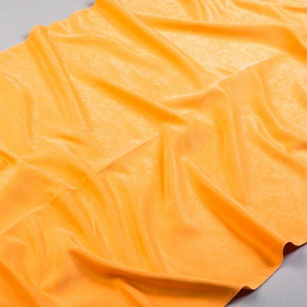 Tkanina zasłonowa SOFT PLAIN /452 pomarańczowy