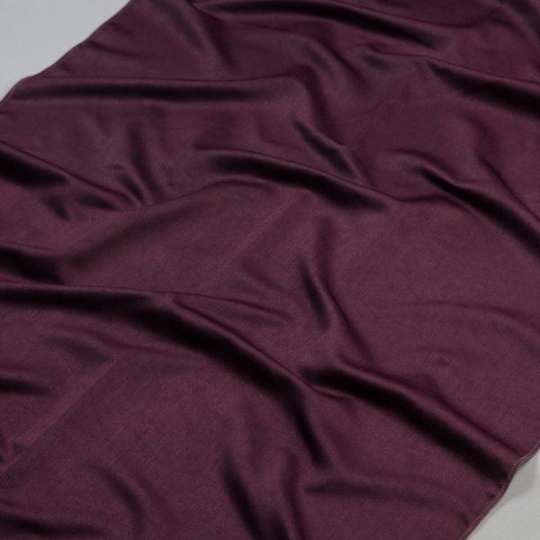 Tkanina zasłonowa SOFT PLAIN /49 fioletowy