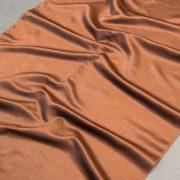 Tkanina zasłonowa SOFT PLAIN /78 brązowy
