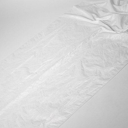 Tkanina zasłonowa TAFTA GŁADKA /01 biały