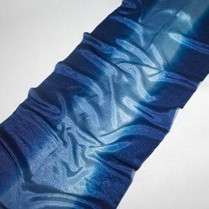Tkanina zasłonowa TERGALETTA VP 005 /855 niebieski