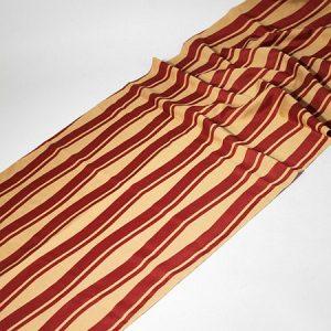 Tkanina zasłonowa VENICE 5115 /3 beżowy z bordowym