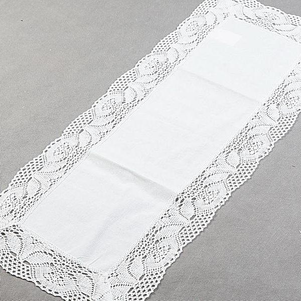 BIEŻNIK CXY 10424 /40×90/biały