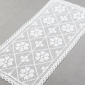 BIEŻNIK CXY 12430 /40x90/biały